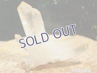 ヒマラヤ水晶 ミニクラスター【11】 117.2g