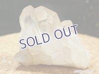 ヒマラヤ水晶 ミニクラスター【10】 151.5g