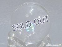 【約23mm】レインボー水晶 スフィア 16.8g【151】冬のレインボー水晶セール