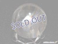 【約25mm】レインボー水晶 スフィア 21.6g【133】冬のレインボー水晶セール