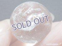 【約23mm】レインボー水晶 スフィア ガーデン16.6g【153】冬のレインボー水晶セール