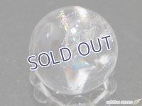 【約24mm】レインボー水晶 スフィア 20g【137】冬のレインボー水晶セール