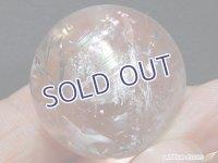 【約23mm】レインボー水晶 スフィア 17.4g【148】冬のレインボー水晶セールA