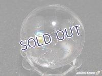 【約24.5mm】レインボー水晶 スフィア 21.1g【135】冬のレインボー水晶セール