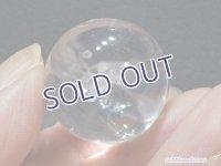 【約23.5mm】レインボー水晶 スフィア 17.9g【141】冬のレインボー水晶セール