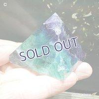 フローライトピラミッド【C】