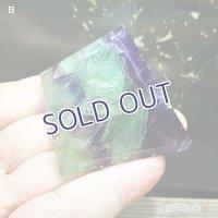 フローライトピラミッド【B】