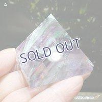 フローライトピラミッド【A】